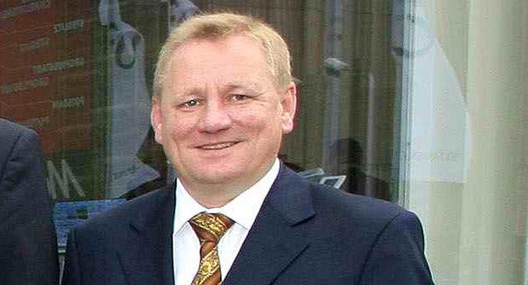 Peter-Christian K�spert, Mercedes Vertriebschef