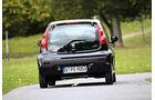Peugeot 107 70 Urban Move, Heck