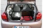 Peugeot 108 e-VTi 68, Kofferraum