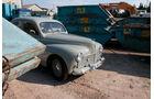 Peugeot 203, Seitenansicht, Container