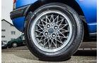 Peugeot 205 Cabriolet CJ, Rad, Felge