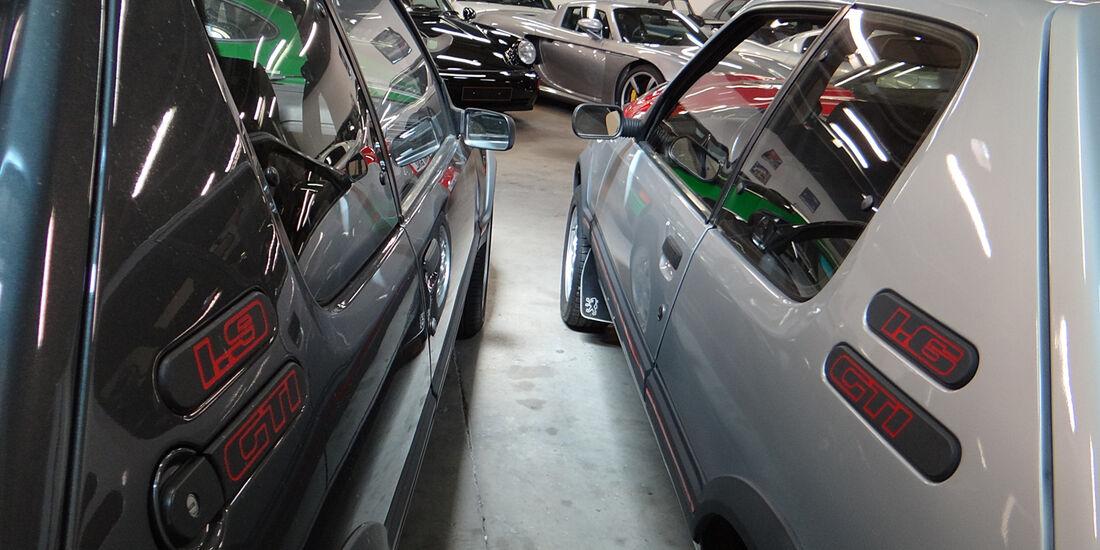 Peugeot 205 GTI - Garage Gerard Lopez 2013
