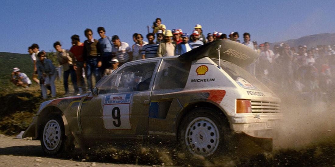 Peugeot 205 Turbo 16 WRC