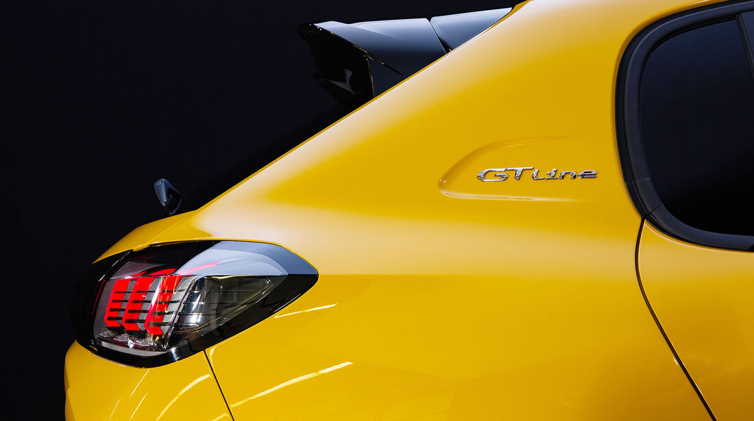 Peugeot 208 (2019) Sperrfrist 25.02.2019 4.00 Uhr
