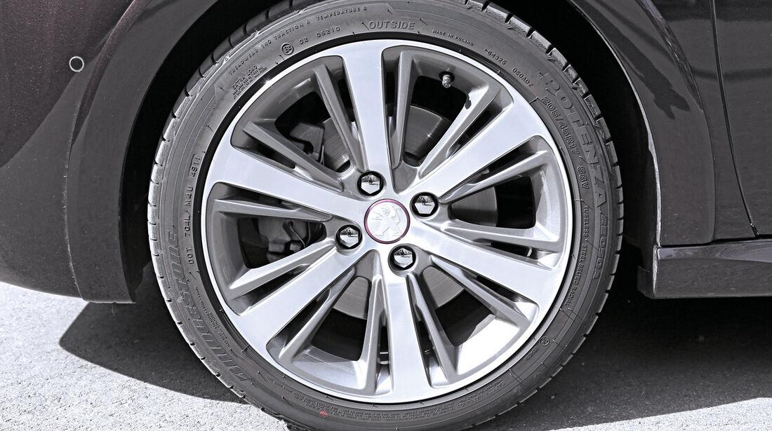 Peugeot 208 XY 155 THP, Rad, Felge