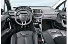 Peugeot 208 e-HDi 115 Allure, Cockpit