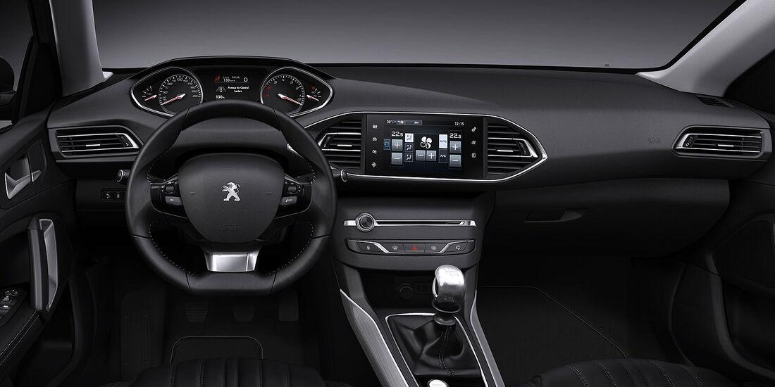 Peugeot 308 Neu 2013