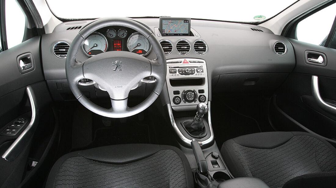 Peugeot 308 SW HDi FAP 140 Platinum Cockpit