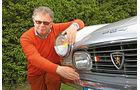 Peugeot 404 C Super Luxe, Alf Cremers, Kühlergrill