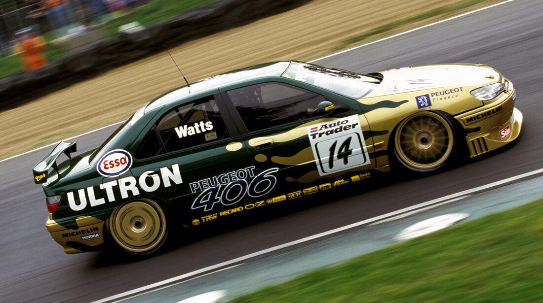 Peugeot 406 - BTCC - 1997