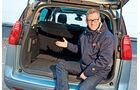 Peugeot 5008 155 THP, Ladefläche, Jens Katemann