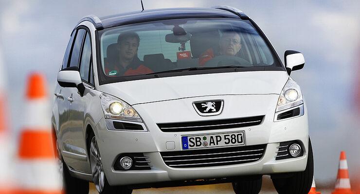 Peugeot 5008 HDi FAP 150 Platinum