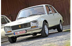 Peugeot 504, Frontansicht