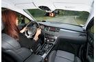 Peugeot 508 155 THP, Rundinstrumente