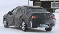 Peugeot 508 Erlkönig