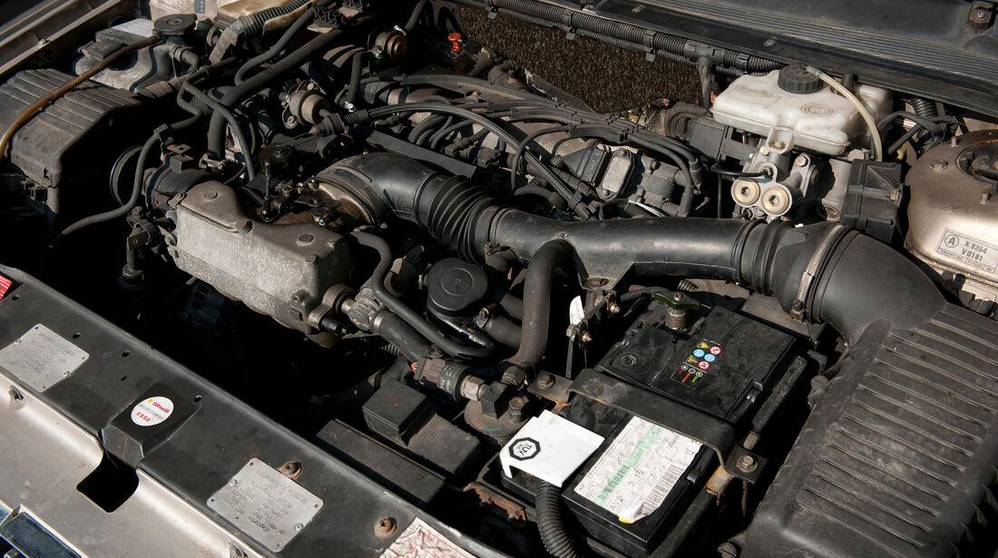 Peugeot 605 2.0 Sri, Motor