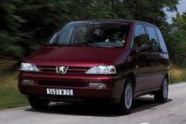 Peugeot 806, 1999