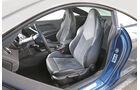 Peugeot RCZ 2.0 HDi 160, Fahrersitz