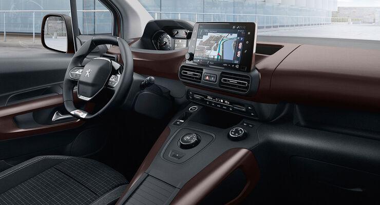 Peugeot Rifter (2018): Daten, Marktstart, Preis, Fahrbericht - auto ...