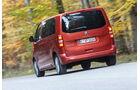 Peugeot Traveller HDi 150 L2, Heckansicht