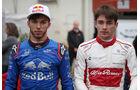 Pierre Gasly & Charles Leclerc - Formel 1 - GP Spanien - Barcelona - 12. Mai 2018