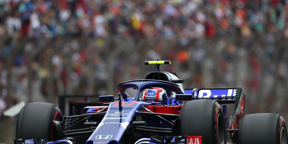 Pierre Gasly - Formel 1 - GP Brasilien 2018