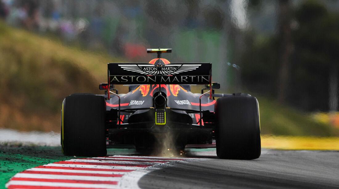 Pierre Gasly - Formel 1 - GP Spanien 2019