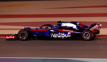 Pierre Gasly - GP Bahrain 2018