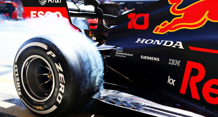Pierre Gasly - Red Bull - Formel 1 - GP Spanien - Barcelona - 10. Mai 2019
