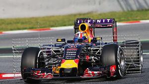 Pierre Gasly - Red Bull - Formel 1-Test - Barcelona - 13. Mai 2015