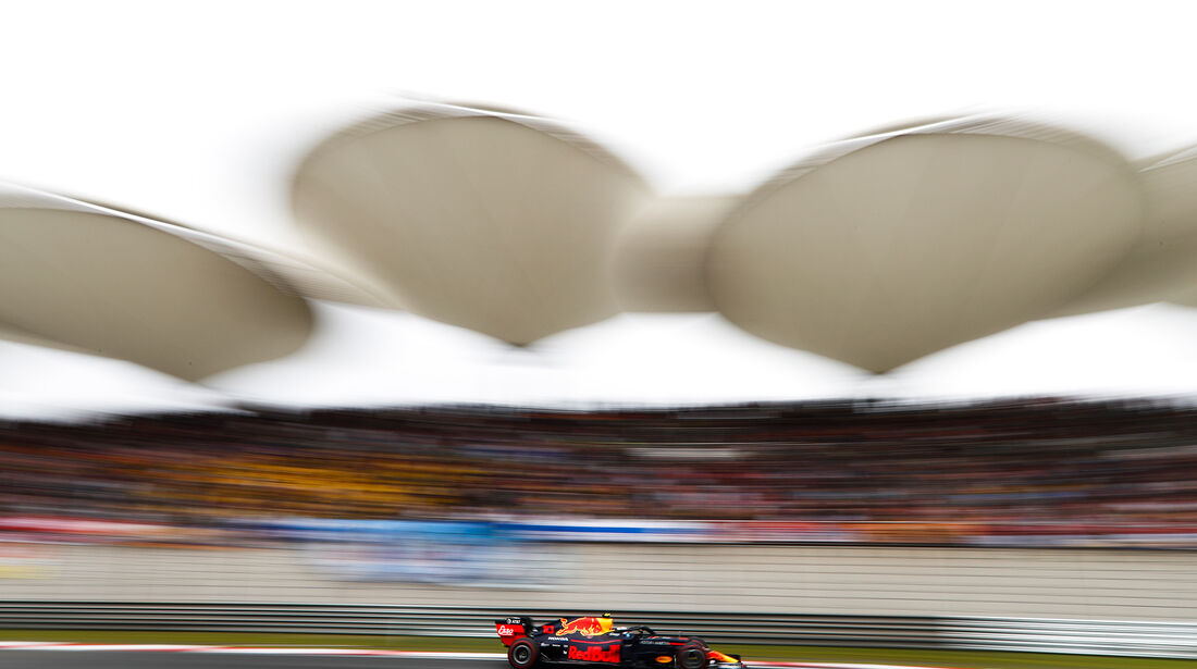 Pierre Gasly - Red Bull - GP China 2019 - Shanghai