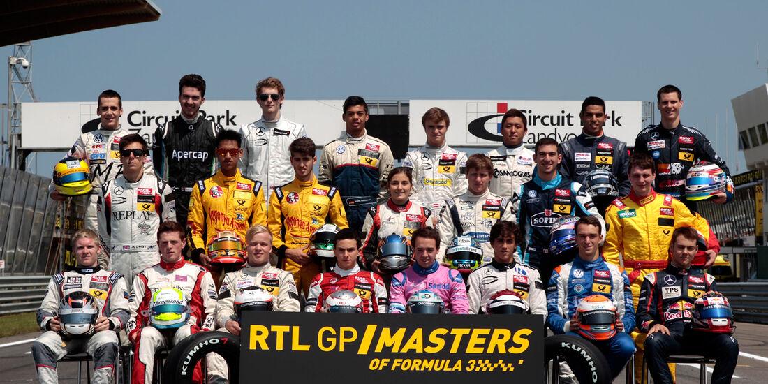 Piloten - Masters of Formula 3 2013