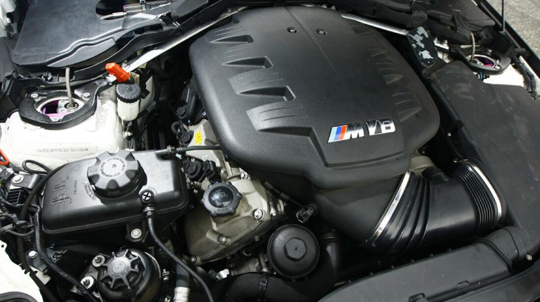 Pirelli-BMW M3 GT4 Motor