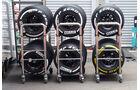 Pirelli - Formel 1 - GP Belgien - Spa-Francorchamps - 20. August 2014