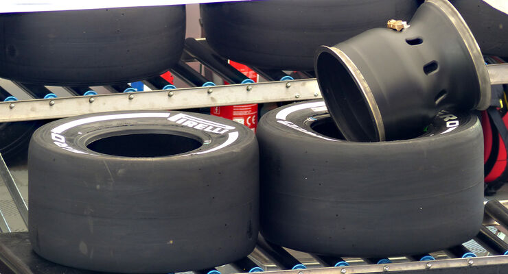 Pirelli - Formel 1 - GP Belgien - Spa-Francorchamps - 20. August 2015