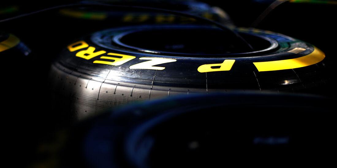 Pirelli - Formel 1 - GP Deutschland - Hockenheim - 17. Juli 2014