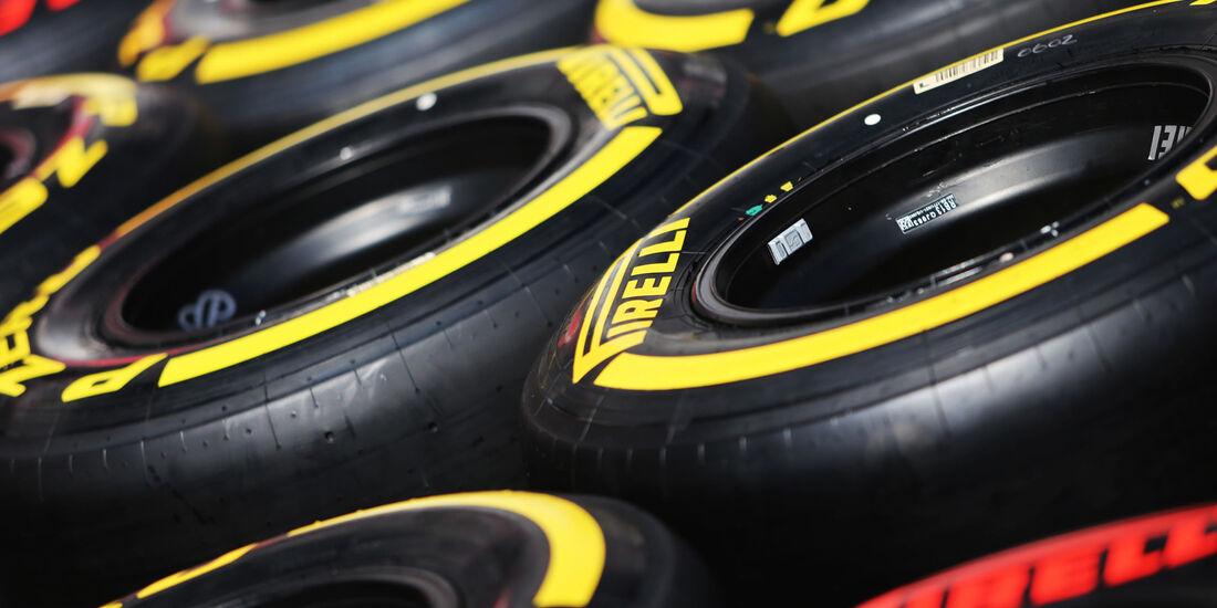 Pirelli - Formel 1 - GP Monaco - 22. Mai 2013