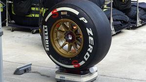 Pirelli - Formel 1 - GP Russland - Sochi - 9. Oktober 2014