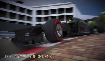 Pirelli GP Monaco 2013 Screenshot