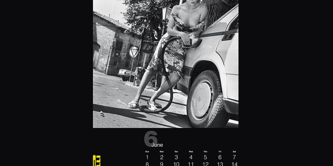 Pirelli Kalender 2014