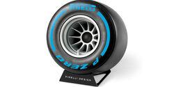 Pirelli Lautsprecher-Reifen
