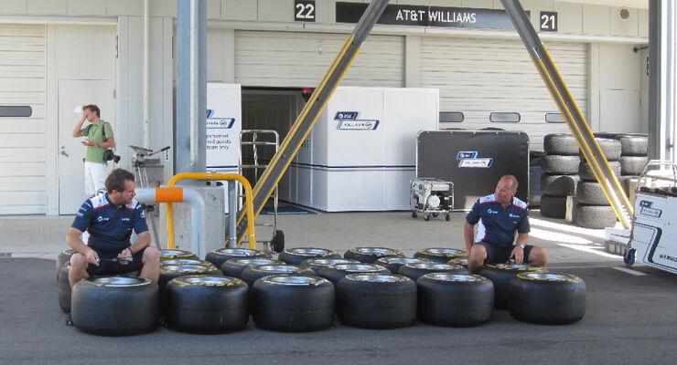 Pirelli-Reifen - GP Japan - Suzuka - 6. Oktober 2011