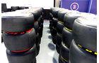 Pirelli-Reifen - GP Singapur - Formel 1 - 16. September 2015
