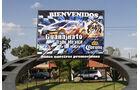 Plakat WRC Rallye Mexiko 2012