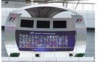 Podium - Formel 1 - GP Malaysia - 26. März 2014