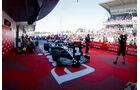 Podium - Formel 1 - GP Spanien 2019