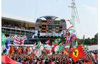 Podium - GP Italien 2014
