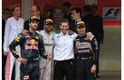 Podium - GP Monaco 2016