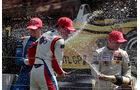 Podium - Masters of Formula 3 2013