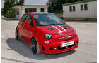 Pogea Racing Fiat 500 Abarth Ferrari Dealer Edition